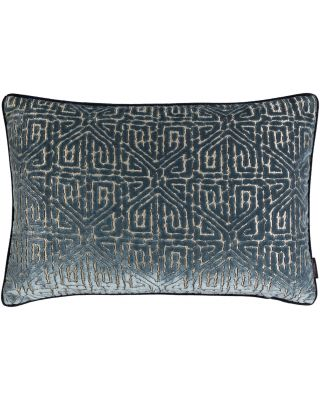 Kissen - Maze - Light Blue - 60 x 40