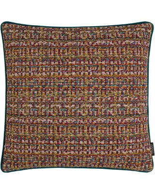 Kissen - Tweed - Rainbow - 50 x 50