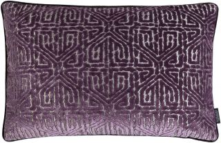 Kissen - Maze - Purple - 60 x 40