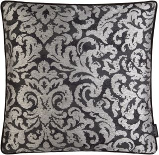 Kissen - Baroque - Diamond Grey - 50 x 50