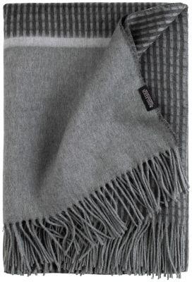 Darling-Plaid - Asphalt - 150 x 180